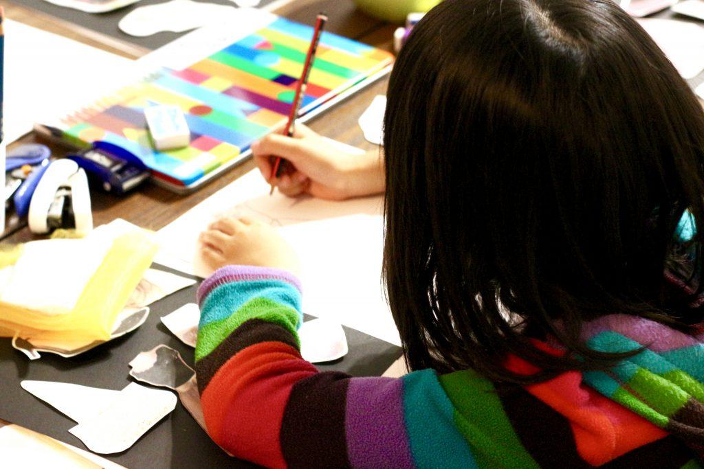 子供デザイン教室 キッズデザインスクール イメージ写真