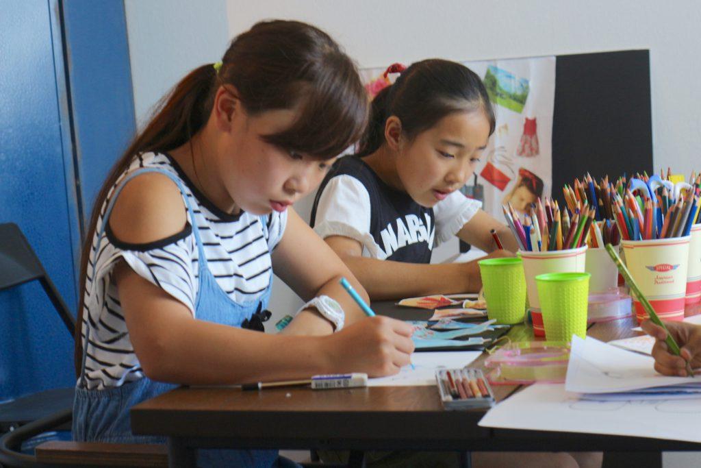 子供デザイン教室 キッズデザインスクール