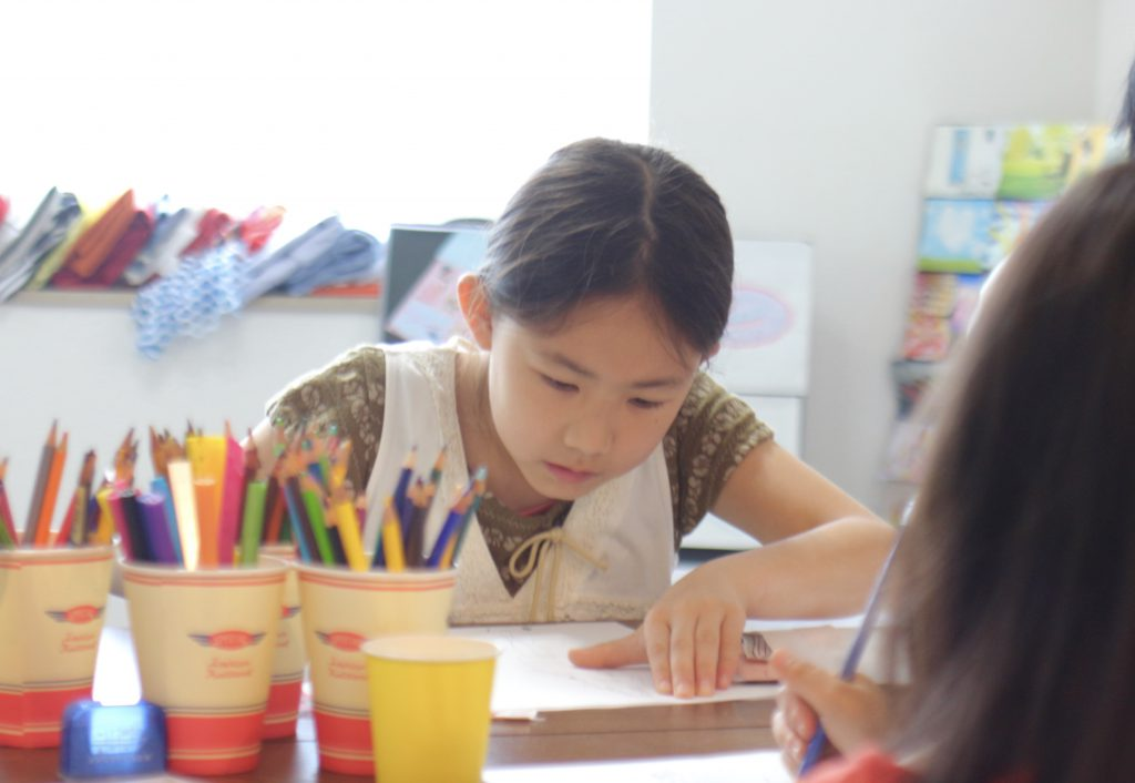 創造力を引き出す子供デザイン教室